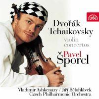 A. DVOŘÁK a P. I. ČAJKOVSKIJ HOUSLOVÉ KONCERTY (2003)