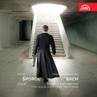 J. S. BACH: SONÁTY A PARTITY 2 CD (2015)